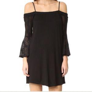 Ella Moss Dresses & Skirts - Ella Moss • Off shoulder black dress