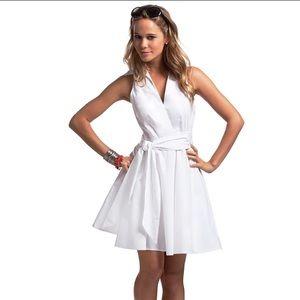 Island Company Dresses & Skirts - Island Company Marra Largo belted shirt dress