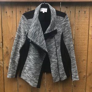 Vince Camuto Jackets & Blazers - Colorblock Black/Tweed Vince Camuto Blazer