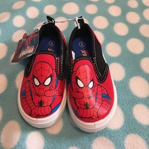 Spiderman Other - New Spider-Man slip on shoes