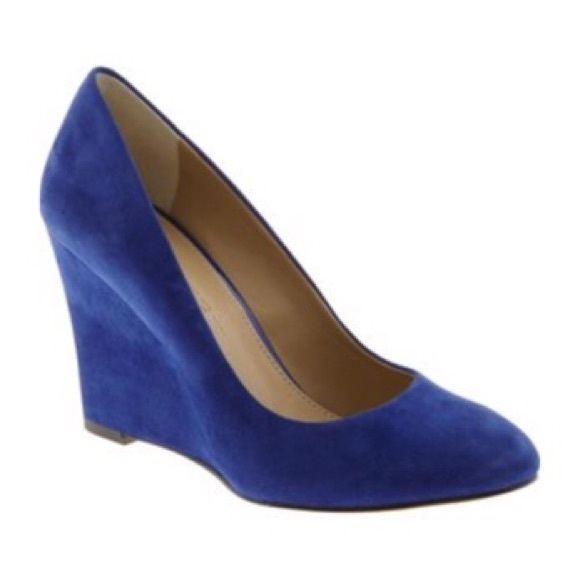 Tory Burch Cobalt Blue Shoes