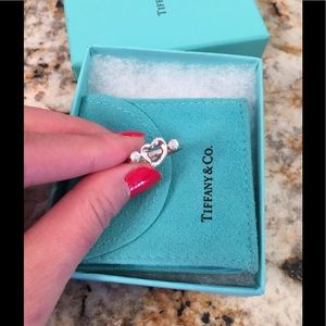 Tiffany & Co. Jewelry - Authentic Tiffany&Co diamond silver ring