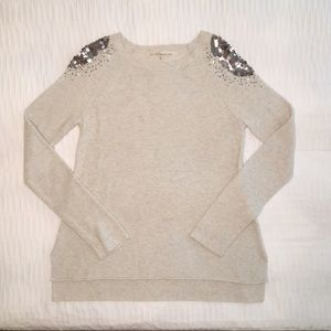 Rachel Roy Sweaters - NWT Rachel Roy Tunic Sequin Sweater