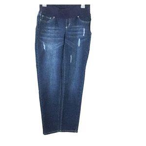 Planet Motherhood Denim - Maternity jeans.