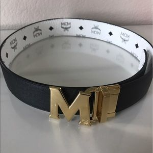 Accessories - MCM 100% Authentic unisex belt