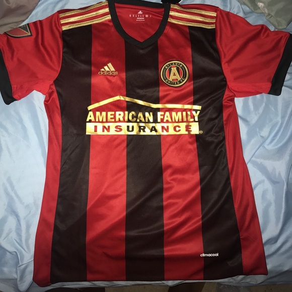 huge discount 4fd2f cd007 Atlanta United Original Home Jersey NWT