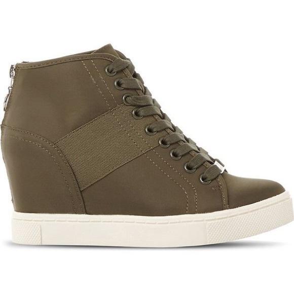 01bb31a40a1 Steve Madden Lussious Hidden Wedge Sneaker