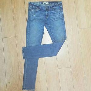 TEXTILE Elizabeth and James Denim - Textile Elizabeth and James Debbie skinny jeans