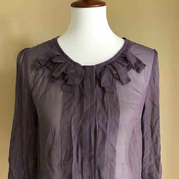 e3b1218513011 Boden Tops -  Boden  Limited Edition Ruffle Blouse!
