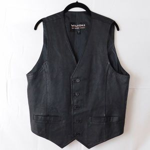 Wilsons Leather Other - Wilsons Leather men's vest