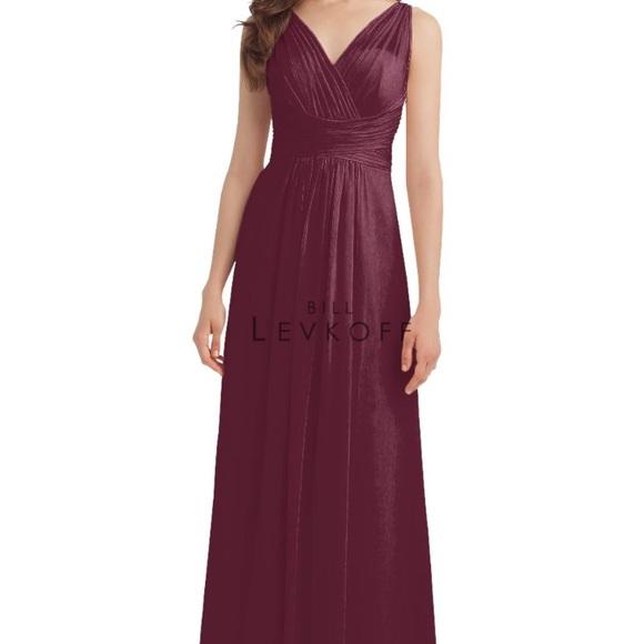 4bd3d91128 Bill Levkoff Dresses   Skirts - Bill Levkoff Gown