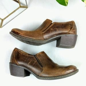 Born Shoes - Born Concepts B.O.C. Genuine Leather Kimie Booties