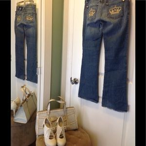 Victoria Beckham Denim - Victoria Beckham jeans for Rock &Republic❤️