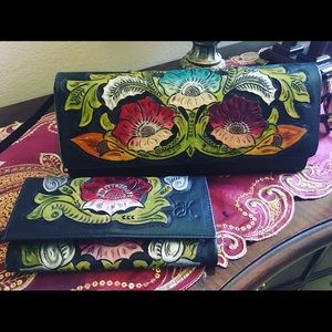 Startas Handbags - Handbag and wallet set (Guanajuato)