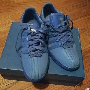 K-Swiss Shoes   Si Size Sneaker Royal