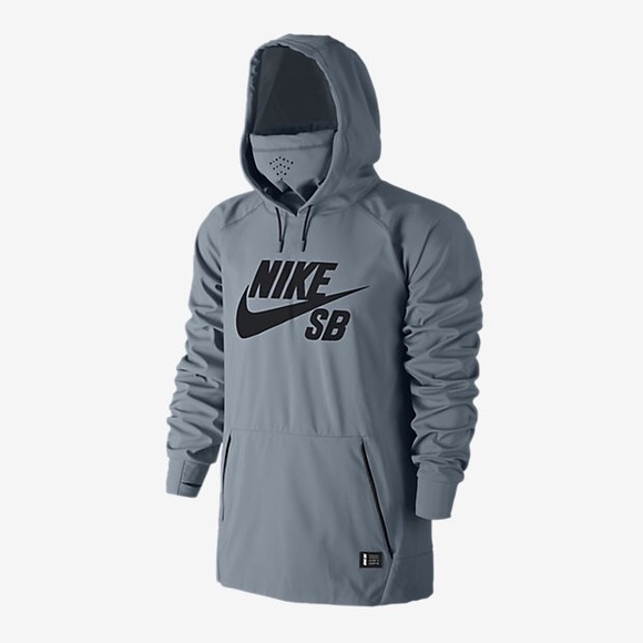 4600474641b7 Nike Snowboarding Hoodie w  Mask Rare Discontinued