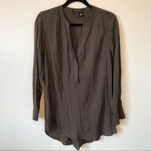 Sandra Ingrish Tops - Sandra Ingrish gray tunic