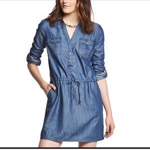 Vera Wang Dresses & Skirts - Princess Vera Wang Jean Dress - XL