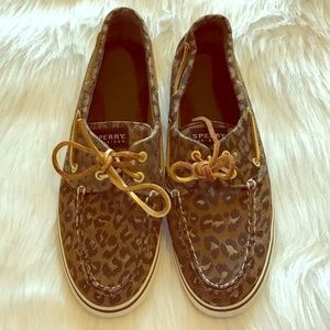 Sperry Top-Sider Shoes - Animal Print Sperry Top-Sider Shoes