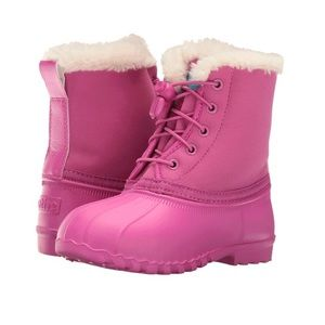 Native Other - Native Girls Winter Snow or Rain Boots - Pink