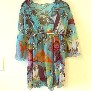 Anthropologie Tops - Coverup tunic