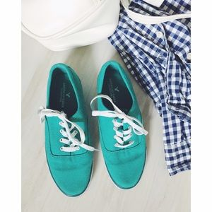 American Eagle Outfitters Canvas Sneakers