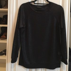 DREW Tops - DREW black Blouse