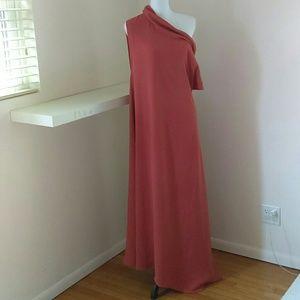SALE TY-LR Gown Off-Shoulder Dress Never Worn
