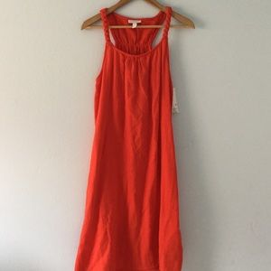 Liz Lange for Target Dresses & Skirts - NWT Liz Lange tangerine braided maternity dress