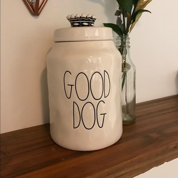 Rae Dunn Other Good Dog Treat Canister Brand New Poshmark