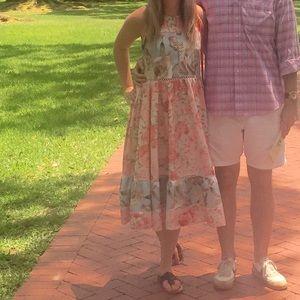 ROMWE Dresses & Skirts - Romwe Floral Midi Dress 🌸🌺