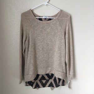 Bar III Tops - NWT Bar III Sweater Top