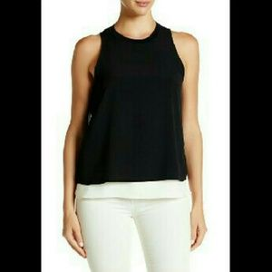 14th & Union Tops - Double Trouble double layered tank