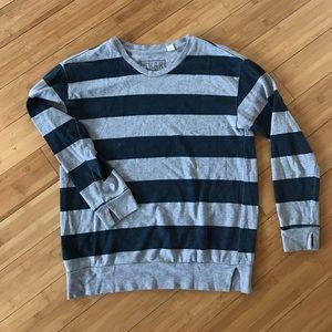 Skargorn Tops - Skargorn Stripe Pullover Sweater #88
