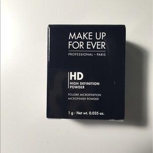 makeup forever Other - Make up forever HD Powder.