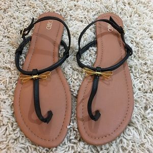 Cato Shoes - Thong Sandals