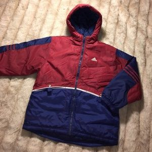 Adidas Jackets & Blazers - Vintage Adidas Puffer style Jacket x Women's Coat