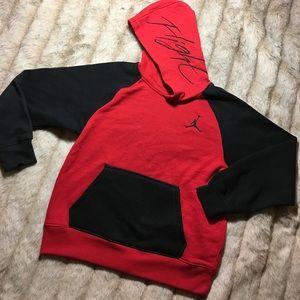 Jordan Other - Air Jordan Pullover Sweatshirt Jacket Youth Nike