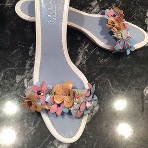 LAMBERTSON TRUEX slide sandal