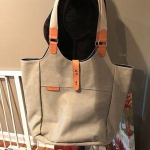 Ellington Handbags - Awesome Ellington canvas tote!