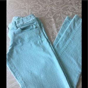 Lilly Pulitzer Denim - Lilly Pulitzer Worth Straight Leg Jeans