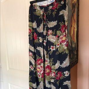 Sale!!!!🎉Ralph Lauren Denim &Supply pants skirt