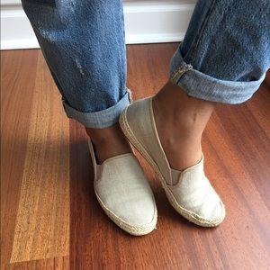 Belle by Sigerson Morrison Shoes - Belle by Sigerson Morrison espadrille Nudie canvas