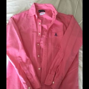 Psycho Bunny Other - Pink shirt