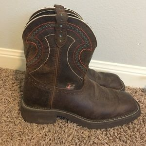 Justin Boots Shoes - Justin Gypsy Western Boots
