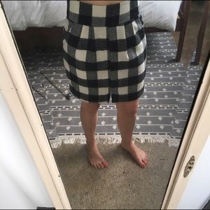 Steven Alan Dresses & Skirts - Steven Alan Buffalo Plaid Skirt