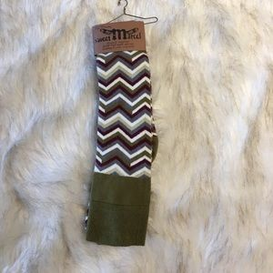 Sweet Marcel Accessories - NWT Over The Knee Socks