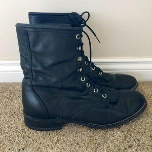 Laredo Shoes - Laredo Genuine Leather Paddock Riding Boots