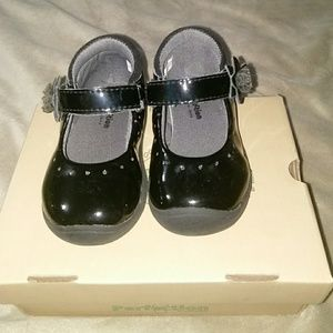 Jumping Jacks Other - Black Patent Leather Mary Janes