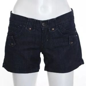 James Jeans Pants - New James Jeans Dry Aged Denim Shorts Sz 26